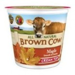 [Brown Cow Yogurt] Cream Top Yogurt Maple