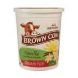 [Brown Cow Yogurt] Cream Top Yogurt Vanilla