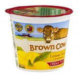 [Brown Cow Yogurt] Cream Top Yogurt Lemon Twist