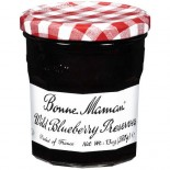 [Bonne Maman] Preserves/Honey/Syrups Preserves, Wild Blueberry