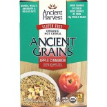 [Ancient Harvest] Hot Cereal Apple Cinnamon  At least 95% Organic