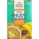 [Ancient Harvest] Hot Cereal Banana & Brown Sugar  At least 95% Organic