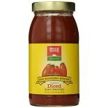 [Bella Terra] Italian Vegetables San Marzano Tomato, Diced  100% Organic