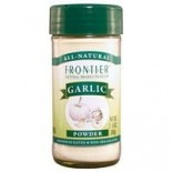 [Frontier Natural Products] Herbs & Spices:c/s=Cut & Sifted,w/c=Wild Crafted,hu=Heat Units Garlic, Powder