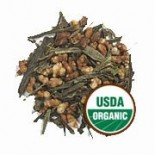[Frontier Natural Products] Bulk Teas Genmaicha  At least 95% Organic