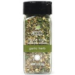 [Simply Organic] Spice Right Everyday Blends Garlic Herb  At least 95% Organic