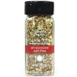 [Simply Organic] Spice Right Everyday Blends All-Purpose Salt-Free  At least 95% Organic