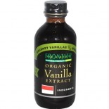 [Frontier Natural Products] Extracts (contain alcohol) Vanilla, Indonesia  At least 95% Organic