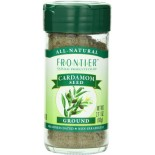 [Frontier Natural Products] Herbs & Spices Cardamom Seed, Ground