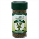 [Frontier Natural Products] Herbs & Spices Celery Seed, Whole