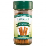 [Frontier Natural Products] Herbs & Spices Cinnamon Sticks, Whole, 2 3/4
