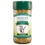 [Frontier Natural Products] Herbs & Spices Fennel Seed, Whole