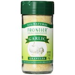 [Frontier Natural Products] Herbs & Spices Garlic Granulated