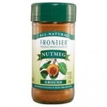 [Frontier Natural Products] Herbs & Spices Nutmeg, Ground