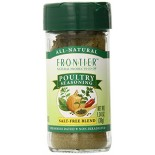 [Frontier Natural Products] Herbs & Spices Poultry Seasoning