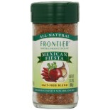 [Frontier Natural Products] International Seasonings, Glass Bottles Mexican Fiesta