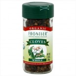 [Frontier Natural Products]  Cloves, Whole  At least 95% Organic
