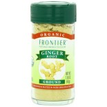 [Frontier Natural Products] Herbs & Spices Ginger, Ground  At least 95% Organic