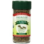 [Frontier Natural Products] Herbs & Spices Cumin Seed, Whole  At least 95% Organic