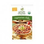 [Simply Organic] Seasoning Packs Vegetarian Chili  At least 95% Organic