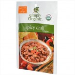 [Simply Organic] Seasoning Packs Spicy Chili  At least 95% Organic