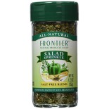 [Frontier Natural Products] Saltless Seasonings (no salt, sugar or msg) Salad Sprinkle