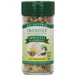 [Frontier Natural Products] Saltless Seasonings (no salt, sugar or msg) Oriental