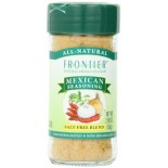 [Frontier Natural Products] Saltless Seasonings (no salt, sugar or msg) Mexican