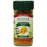 [Frontier Natural Products] Fair Trade Herbs & Spices Tumeric Root, Ground  At least 95% Organic