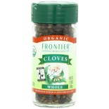 [Frontier Natural Products] Fair Trade Herbs & Spices Cloves, Whole  At least 95% Organic