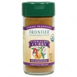 [Frontier Natural Products] Fair Trade Herbs & Spices Vindaloo Curry  At least 95% Organic