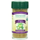 [Frontier Natural Products] Fair Trade Herbs & Spices Balti Curry  At least 95% Organic