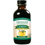 [Frontier Natural Products] Natural Flavors Lemon