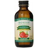 [Frontier Natural Products] Natural Flavors Strawberry