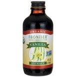 [Frontier Natural Products] Extracts (contain alcohol) Vanilla  At least 95% Organic
