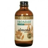 [Frontier Natural Products] Extracts (contain alcohol) Almond  At least 95% Organic