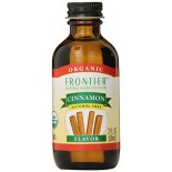[Frontier Natural Products] Natural Flavors Cinnamon  At least 95% Organic