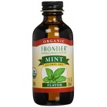 [Frontier Natural Products] Natural Flavors Mint  At least 95% Organic