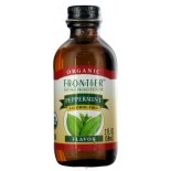 [Frontier Natural Products] Natural Flavors Peppermint  At least 95% Organic