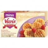 [Van`S International Foods] Mini Waffles Homestyle