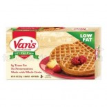 [Van`S International Foods] Gourmet Waffles Totally Natural, Lite