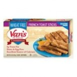 [Van`S International Foods] French Toast Sticks Wheat Free Cinnamon