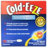 [Coldeeze]  Honey Lemon Lozenge