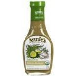 [Annie`S Naturals] Dressings Green Garlic  At least 95% Organic