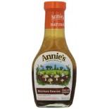 [Annie`S Naturals] Vinaigrettes Shiitake & Sesame