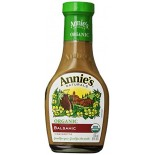 [Annie`S Naturals] Vinaigrettes Balsamic  At least 95% Organic