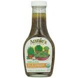 [Annie`S Naturals] Vinaigrettes Herb  At least 95% Organic