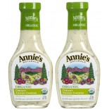 [Annie`S Naturals] Dressings Creamy Asiago Cheese  At least 95% Organic