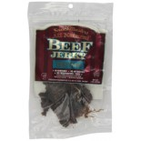 [Snack Masters] All Natural Gourmet Beef Jerky Teriyaki