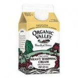 [Organic Valley] Whipping Cream UP, Heavy  At least 95% Organic